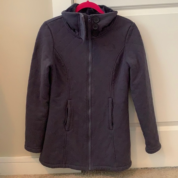 The North Face Fuzzy Jacket (S)